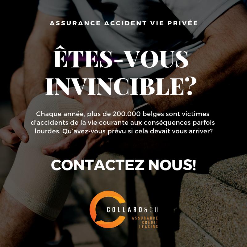 Assurance accident vie privée: votre protection du quotidien!